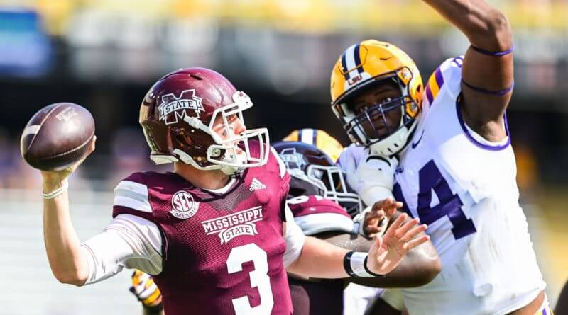 KJ Costello breaks SEC passing record