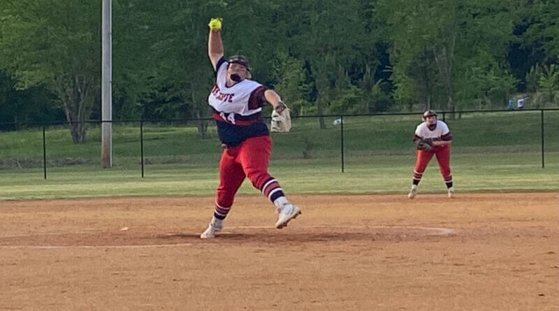 Pine Grove Survives Late West Union Rally in Second-Round Softball