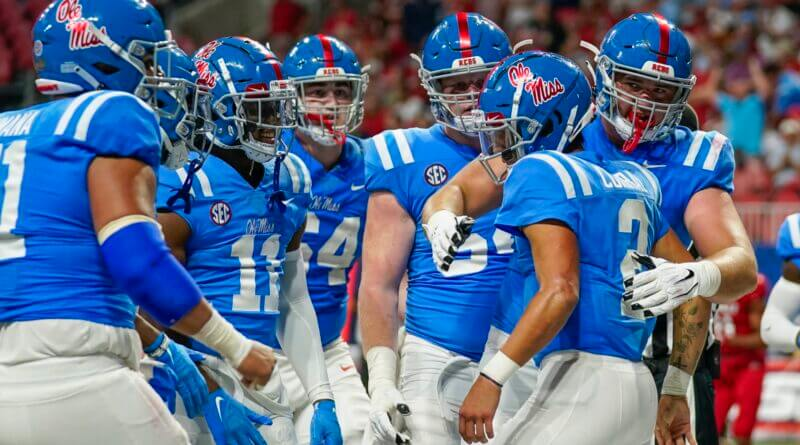 Ole Miss Ranked #20 in Newest AP Poll