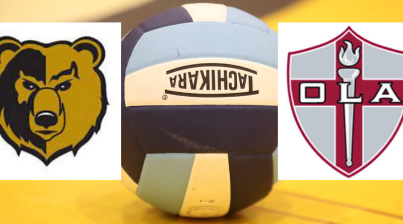 Watch LIVE as Alcorn Central and Our Lady Academy play for a 3A volleyball title